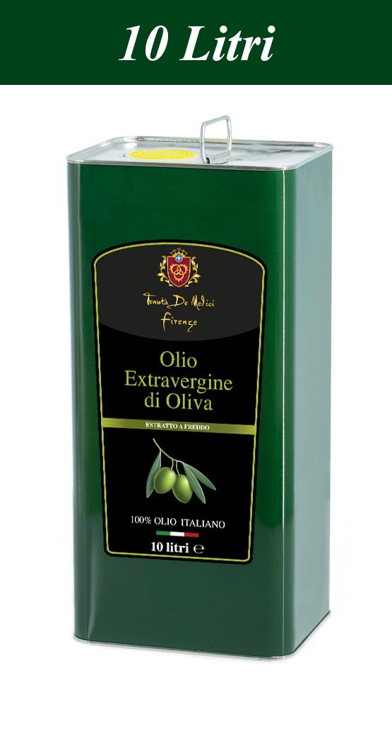 Olio extravergine di oliva 10 litri